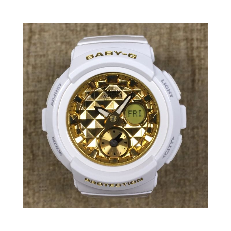 7d5298741e Casio Baby-G BGA-195M-7A (dual dial time display) - Watchwagon