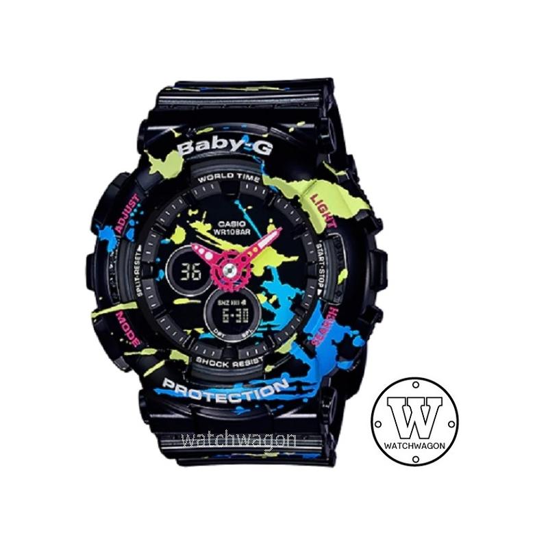 5983bfdd37 Casio Baby-G BA-120SPL-1A - Watchwagon